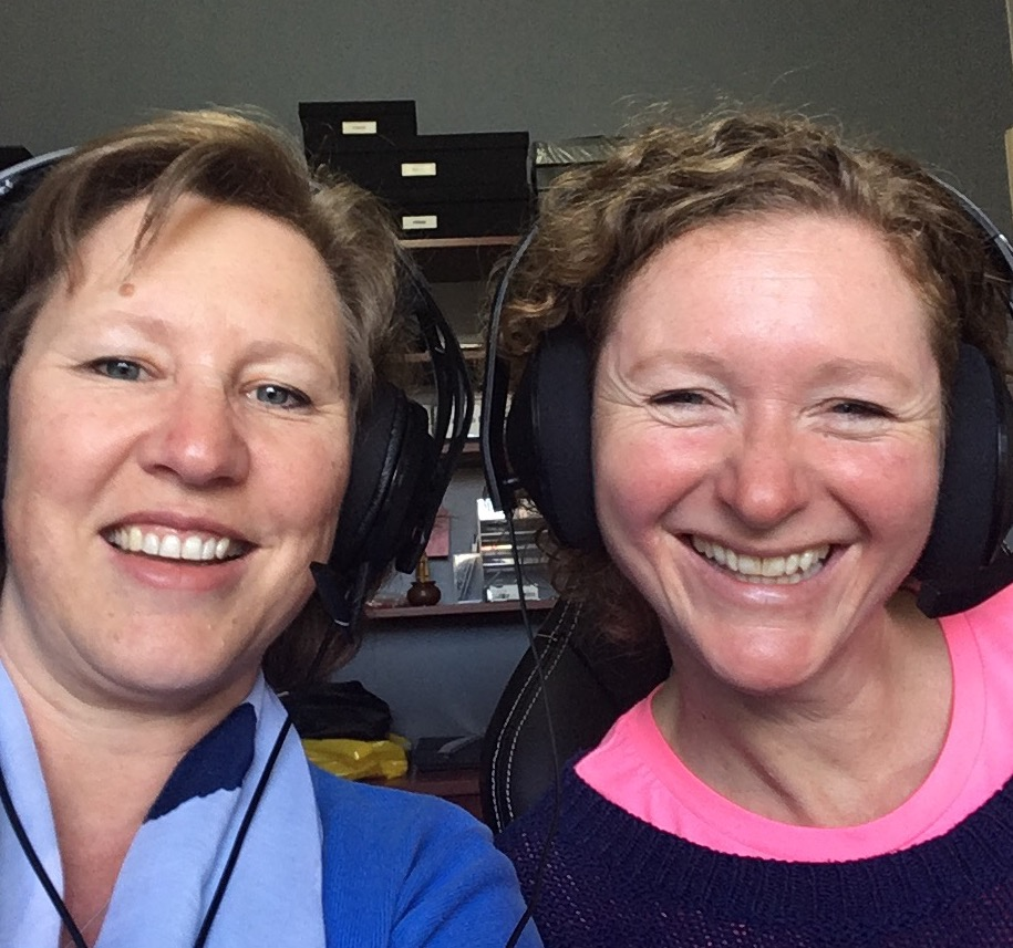 Fiona Staff & Chantal Imbach
