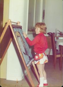 Photo Helper Fiona at aged 5!